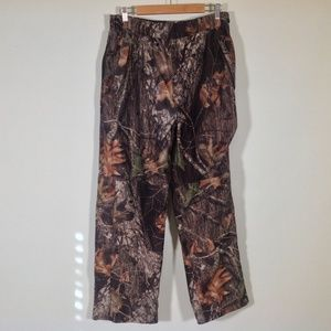 Cabelas Outdoor Camo Hunting Pants Womens XL